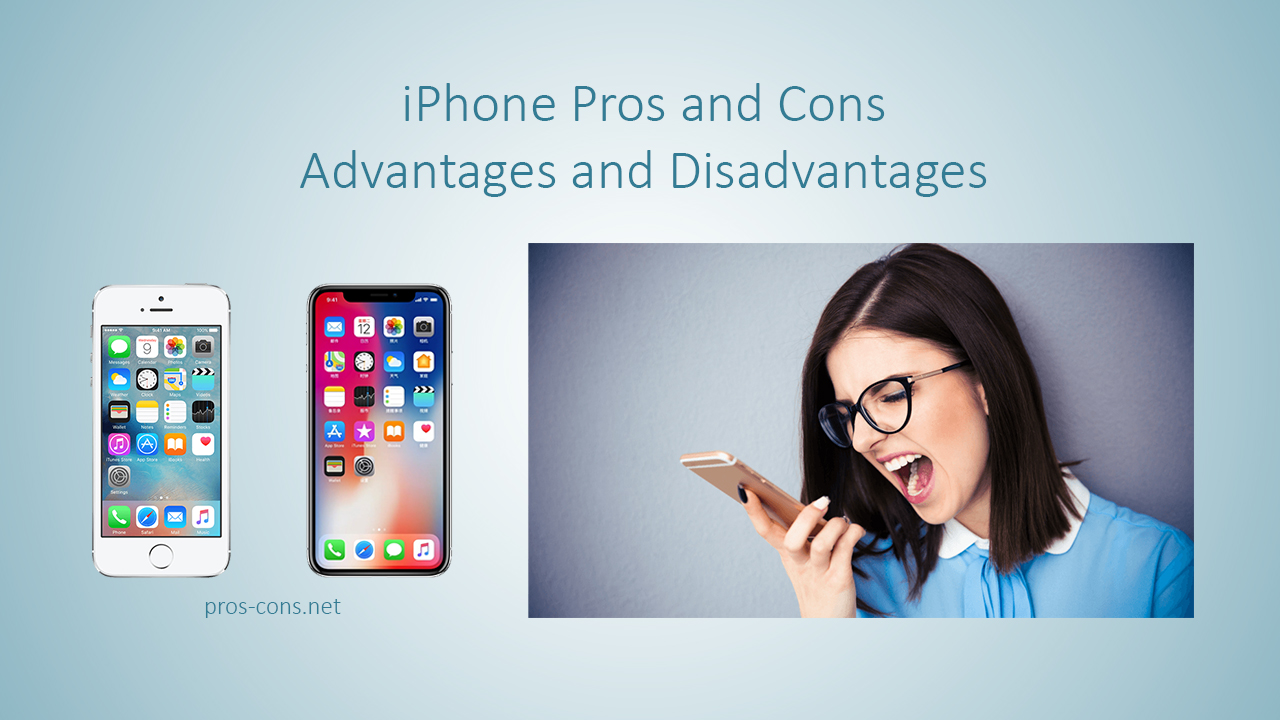 iPhone Pros and Cons