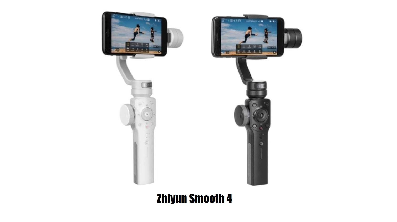 Zhiyun Smooth 4 Pros and Cons