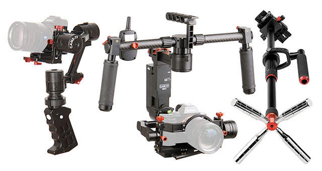 pros and cons of using gimbals